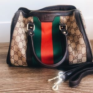 Gucci Made in Italy tote